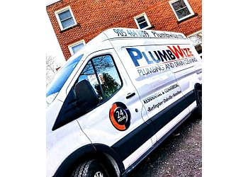 Burlington plumber PlumbWize Plumbing and Drain Cleaning Burlington