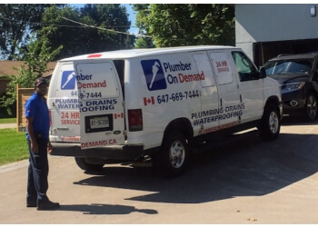 Vaughan plumber Plumber on Demand