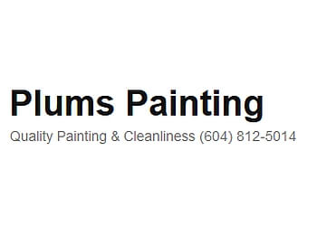 Plums Painting