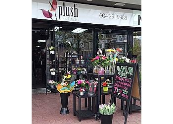 Burnaby florist Plush Floral Studio