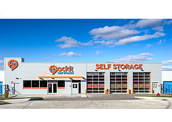 Sherwood Park storage unit Pockit Self Storage