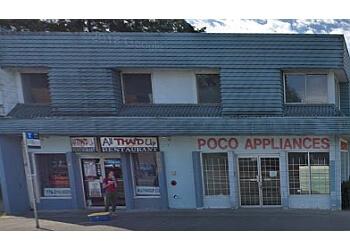 Port Coquitlam appliance repair service Poco Appliance Mart