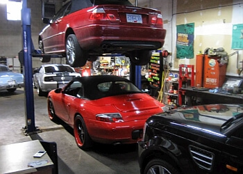 Port Coquitlam car repair shop Poco Automotive