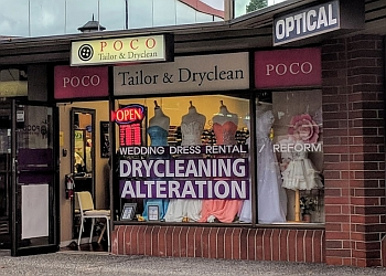 Port Coquitlam dry cleaner Poco Tailor & Dryclean