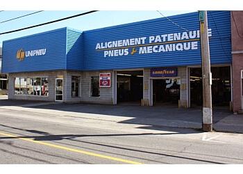 Shawinigan car repair shop Point S - Alignement Patenaude Inc.