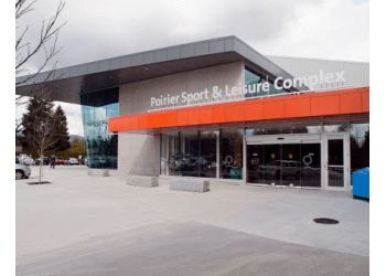 Coquitlam recreation center Poirier Sport & Leisure Complex