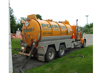 Ottawa septic tank service Poirier Waste Pumping Services