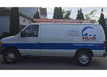 Halton Hills hvac service Polair Heating and Air Conditioning