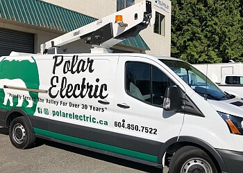 Abbotsford electrician Polar Electric, Inc.