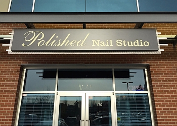 Langley nail salon Polished Nail Studio