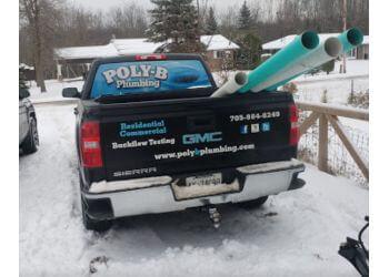 Orillia plumber Poly-B Plumbing