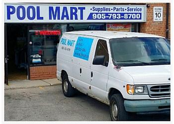 Brampton pool service Pool-Mart