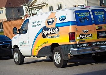 Barrie locksmith Pop-A-Lock Simcoe County