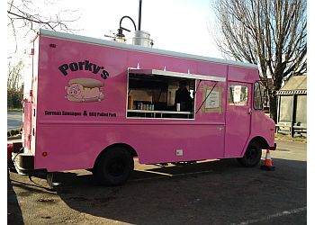 Coquitlam food truck Porky's Food Truck