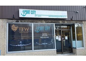 Port City Training & Fitness Ltd.