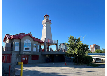 Mississauga landmark Port Credit Lighthouse