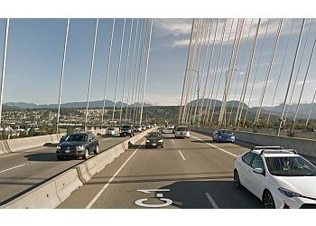 Surrey landmark Port Mann Bridge