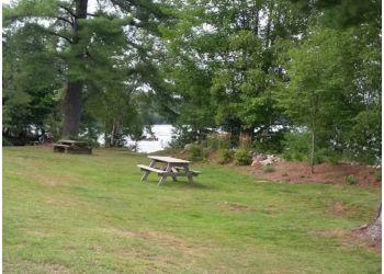 Huntsville public park Port Sydney Beach