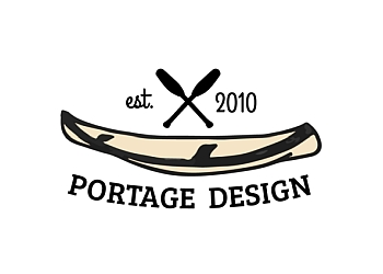 Kawartha Lakes web designer Portage Design