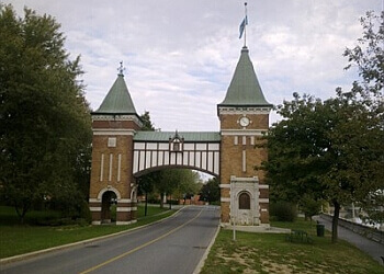 Saint Hyacinthe landmark La Porte des Anciens Maires