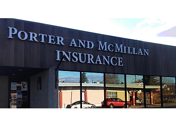 Prince George insurance agency Porter and McMillan Insurance