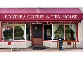 Langley cafe Porter's Bistro Coffee & Tea House