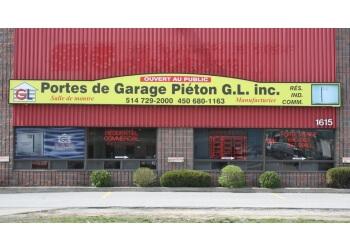 Laval garage door repair Portes de Garage Piéton GL