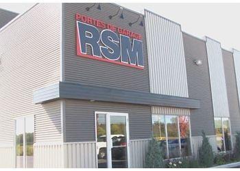 Saint Jean sur Richelieu garage door repair Portes de garage RSM inc.