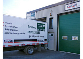 Saint Hyacinthe garage door repair Portes de garage Universelles Inc.
