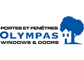 Laval window company Portes et Fenêtres Olympas Windows & Doors