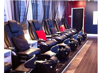 Oshawa nail salon Posh Nail Bar & Spa