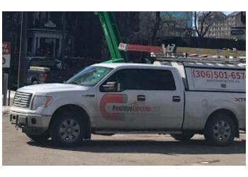 Regina electrician Positive Electric Ltd.
