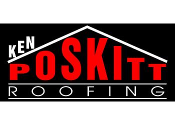 Saanich roofing contractor Poskitt Roofing