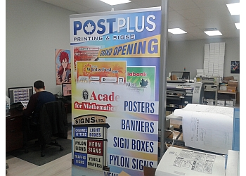 Brampton printer POSTPLUS BUSINESS CENTRE, INC.
