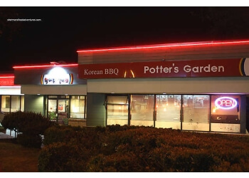 Burnaby bbq restaurant Potter's Garden Korean BBQ