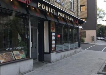 Quebec bbq restaurant Poulet Portugais