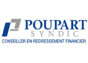 Laval licensed insolvency trustee Poupart Trustee Inc.