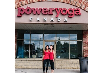 Halton Hills yoga studio POWER YOGA CANADA