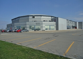 Brampton places to see Powerade Centre