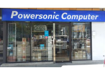 Richmond computer repair Powersonic Computers