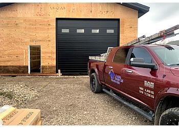 Grande Prairie garage door repair Prairie Doors Ltd.