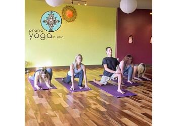 Edmonton yoga studio Prana Yoga Studio
