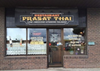 Gatineau thai restaurant Prasat Thai