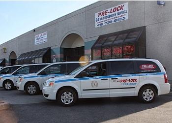 Orangeville locksmith Pre-Lock Security Services Inc.
