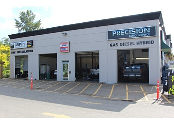 Langley car repair shop Precision Auto Service