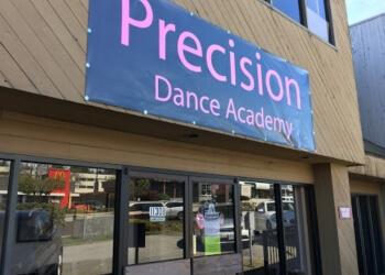 Coquitlam dance school Precision Dance Academy