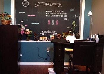 North Bay nail salon Precision Nails & Esthetics