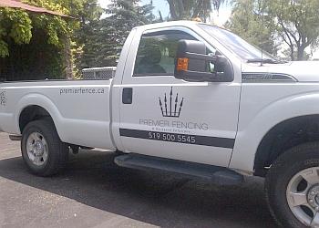Waterloo fencing contractor Premier Fencing & Backyard Solutions Ltd.
