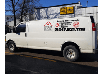 Richmond Hill garage door repair Premium Doors