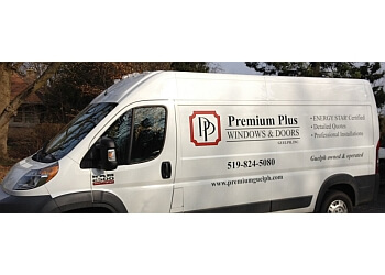 Guelph window company Premium Plus Windows & Doors